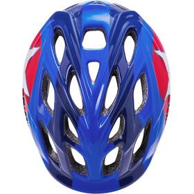Kali Chakra casco per bici Bambino rosso/blu